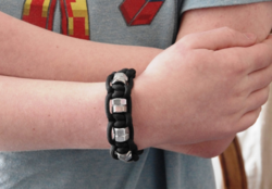 Hex Nut Fidget Bracelets